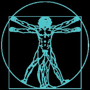 Logo seul Da Vinci Health Turquoise